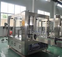 纯水三合一灌装机生产线