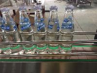 厂家提供三合一玻璃瓶饮料灌装设备全线