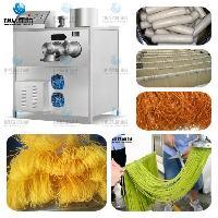 小型加工厂不锈钢米粉机 红薯粉机 云南米线机