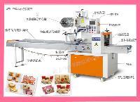 月饼自动包装机 枕式饼干包装机 食品包装机