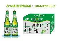 啤酒厂家招商冰纯啤酒酒吧啤酒供货商