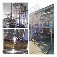 上海植物精油提取设备生产厂家精油提取设备