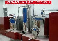 200斤小型烧酒器价格 雅大酿酒设备价格厂家 做酒创业