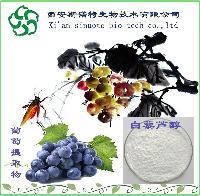 水溶性白藜芦醇10%   葡萄酒添加原料  葡萄提取物