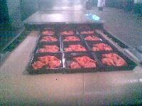 烤鸭微波烘烤熟化机