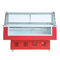 河南冷柜保鲜柜 双层食品展示柜 全国联保