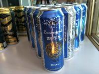 夜场易拉罐啤酒*的啤酒