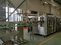 20000瓶果汁饮料热灌装机械