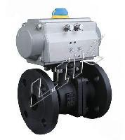 进口气动高平台球阀|德国原装正品|德国莱克LIK品牌