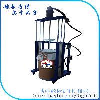 赣工55加仑200L油桶升降气动搅拌机 双气缸多功能防爆化工分散机