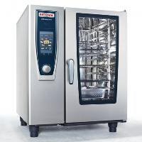RATIONAL德国 蒸烤箱SCC101批发 十层全自动触控操作