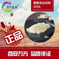 西安万方生物厂家供应藤黄果提取物60% 直销包邮