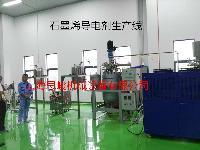 机械法剥离石墨烯导电剂分散机