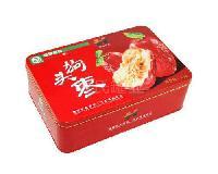 供应新疆红枣铁盒 狗头红枣铁盒 农副产品礼盒专业生产