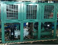 箱式鲍斯低温螺杆机组BFZ-20P -x