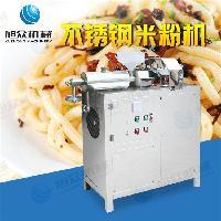 江西不锈钢米粉机多少钱一台 米粉机生产线 小型米粉机