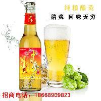 安徽地区中国梦品牌啤酒诚招代理商