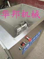 304绞肉机  冻肉绞肉机 华邦机械