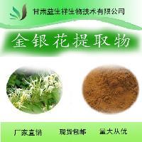 金银花绿原酸5% 药食同源 甘肃益生祥