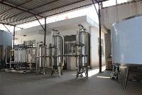 矿泉水水处理生产线