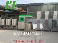 自动豆干机生产线 大型豆干机设备 家用小型豆干机器