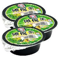酱菜泡菜腌菜橄榄菜封碗连续包装机