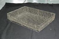 不锈钢点焊筐 医用网筐 清洗筐 消毒筐批发价