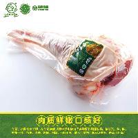 内蒙古通辽羊肉批发厂家直销羔羊羊后腿