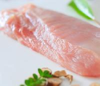 冷冻新鲜火鸡胸肉 健身食品 1000g