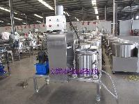 热销款西瓜收汁压榨机 YZ型自动苹果压滤设备