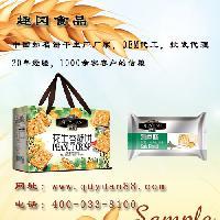 广东饼干生产厂家 选择趣园 打造行业之*