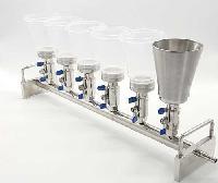 TW系列微生物限度过滤支架及无油真空泵