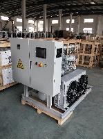 低温螺杆制冷机组单机单级零下-50℃