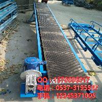 移动式多种型号皮带机生产厂家 箱装物料爬坡装车输送机