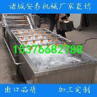 專業生產蔬菜清洗機 蔬菜幹深加工設備