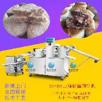 食品加工厂设备全自动酥饼机生产线 糖酥饼机