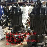 150ZJQ-300-11-K潜水泵 无堵塞潜水渣浆泵选型