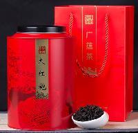 武夷山大红袍岩茶肉桂礼盒罐装