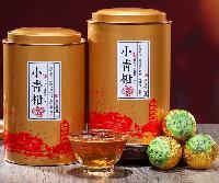 新会橘桔小青柑普洱茶