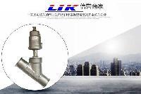 进口快装式气动角座阀|原装进口气动角座阀|德国莱克LIK品牌