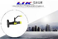 进口单法兰全焊接球阀|德国原装正品|德国莱克LIK品牌