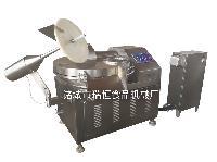 四川斩拌机 豆干专用斩拌机 高速变频水冷斩拌机