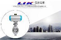 进口气动对夹硬密封蝶阀中国总代理-德国莱克LIK品牌