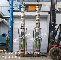 供应250QJR不锈钢热水深井泵价格-热水潜水泵型号