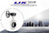 进口不锈钢蝶阀中国办事处-德国莱克LIK品牌