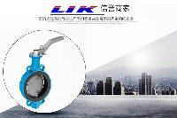 进口对夹式蝶阀中国办事处-德国莱克LIK品牌