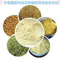 黃米面 糜子面 糜子粉 黃米粉  廠家  固原浩宇種植基地