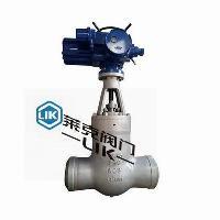 进口电动焊接闸阀|进口电站闸阀|电动进口对焊式闸阀