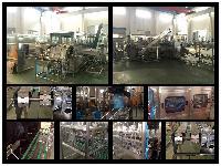 大桶水灌装设备生产线