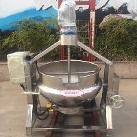 牛皮糖、糖浆熬制搅拌机